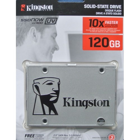 SSD Kingston UV400 120GB