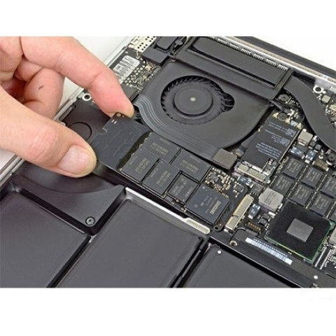 Nâng cấp SSD 128GB Macbook Air 2012