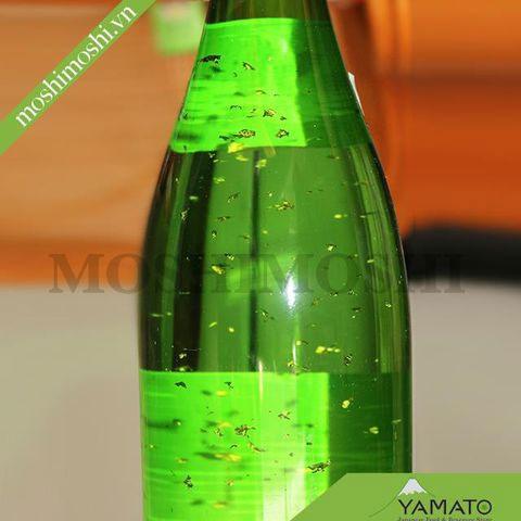 rượu sake vảy vàng 2