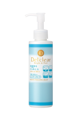 GEL TẨY TẾ BÀO CHẾT DETCLEAR & PEEL (UNSCENTED)