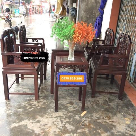 Bộ Ghế Vách Đỉnh Hương1