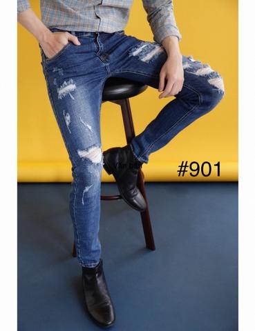 quần jean rách 901
