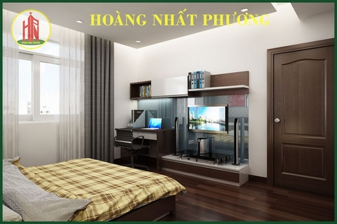THIẾT KẾ NỘI THẤT PENTHOUSE- GREEN VIEW BC1-1-15 (230M2)
