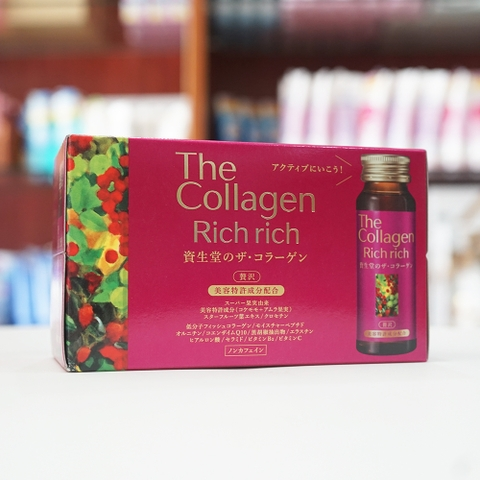 The Collagen Rich rich (50ml*10)
