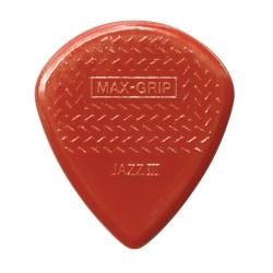 Dunlop Pick Max Grip Jazz III - 471R3N