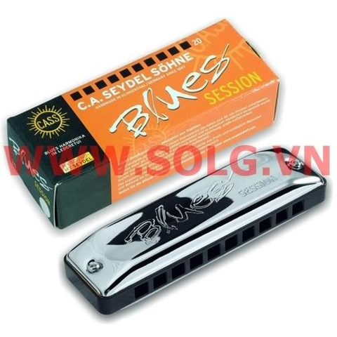 Kèn Harmonica Blues Session Paddy Richer 10206