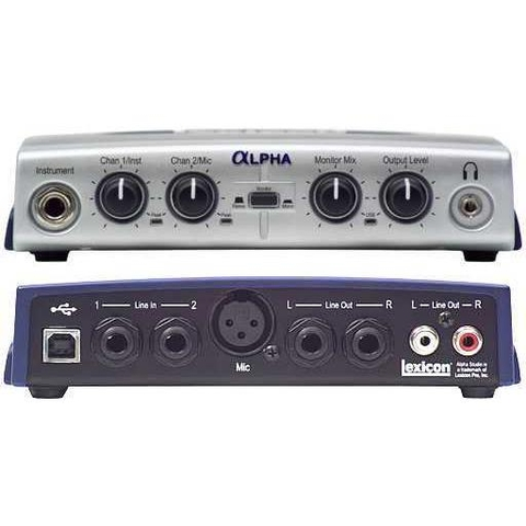 Soundcard Alpha
