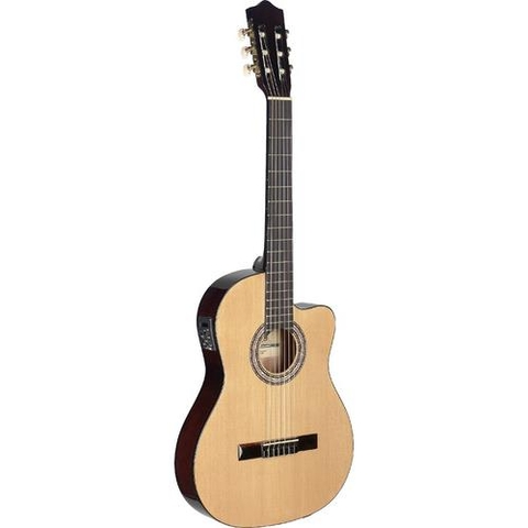 Đàn guitar classic-electric Stagg C546TCEN
