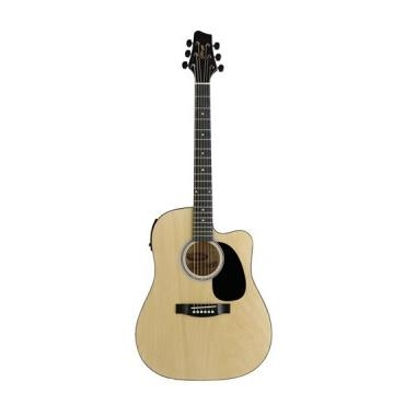 Guitar Acoustic Stagg SW203CETUN