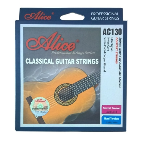 Dây Guitar Classic Alice AC130