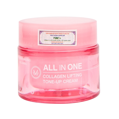 Kem Collagen chống lão hóa, Lên Tone DABO Collagen Lifting Tone Up Cream 50ml