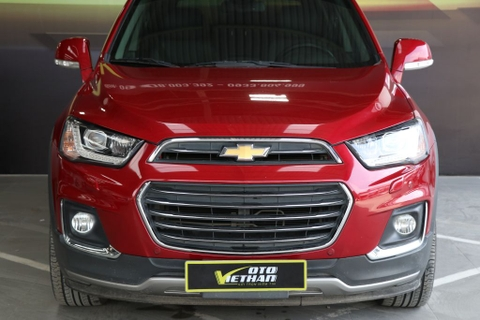 Chevrolet Captiva REVV LTZ 2.4AT 2016