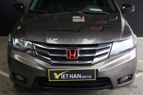 Honda City 1.5AT 2013