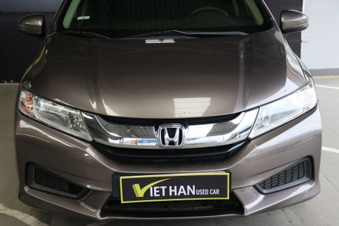 Honda City 1.5MT 2015
