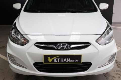 Hyundai Accent 1.4AT 2012