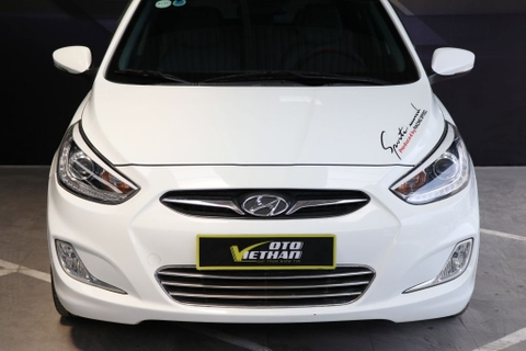 Hyundai Accent Hatchback 1.4AT 2014