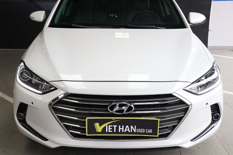 Hyundai Elantra GLS 2.0AT 2017