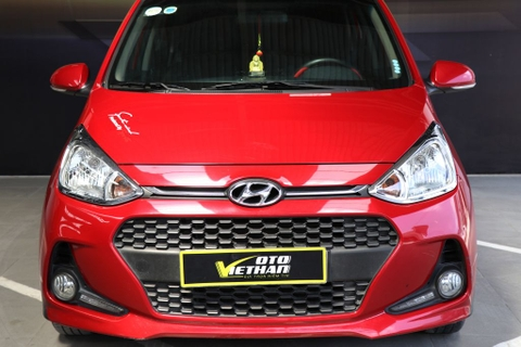 Hyundai i10 Grand 1.0MT 2017