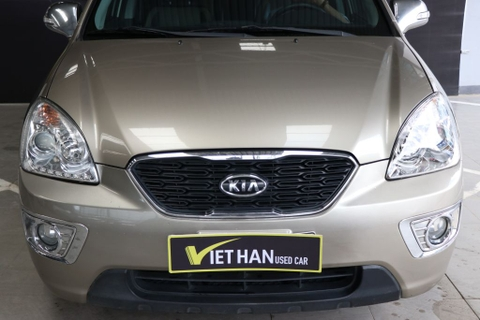 Kia Carens S SX 2.0MT 2015