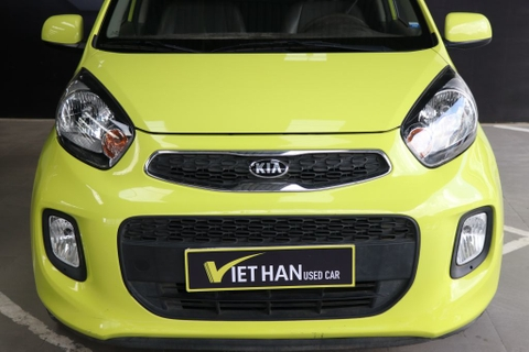 Kia Morning 1.25MT base 2016