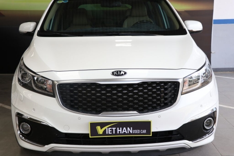 Kia Grand Sedona 3.3AT 2015