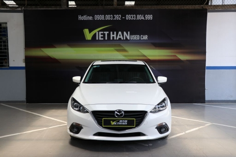 Mazda 3 All New 1.5AT 2015