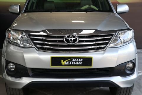 Toyota Fortuner V 2.7AT 2014