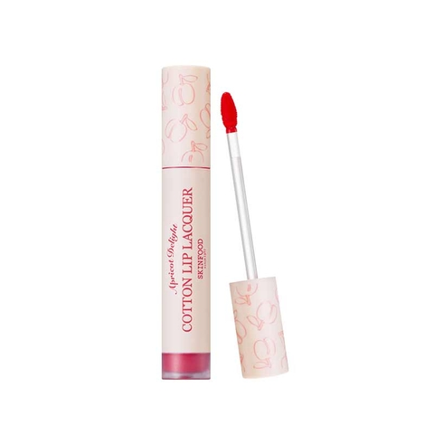 SON LÌ DẠNG KEM APRICOT DELIGHT COTTON LIP LACQUER #5