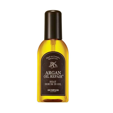 ARGAN OIL REPAIR PLUS HEAT SERUM IN OIL
