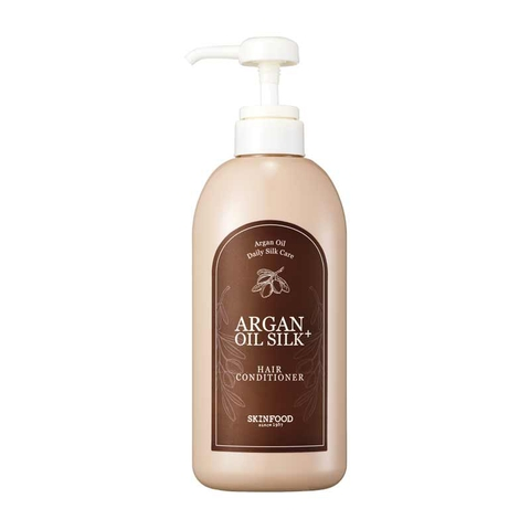 ARGAN OIL SILK + HAIR CONDITIONER