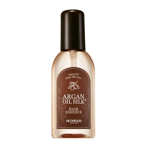 ARGAN OIL SILK + HAIR ESSENCE