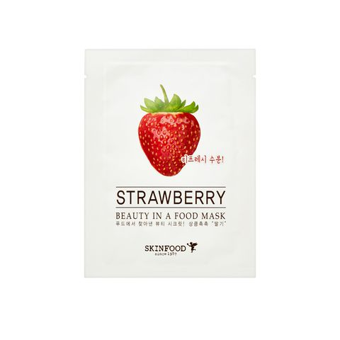 Mặt nạ miếng BEAUTY IN A FOOD MASK SHEET – STRAWBERRY