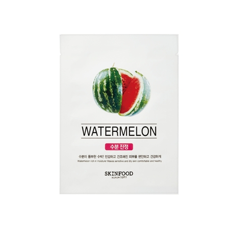 Mặt nạ miếng BEAUTY IN A FOOD MASK SHEET – WATERMELON