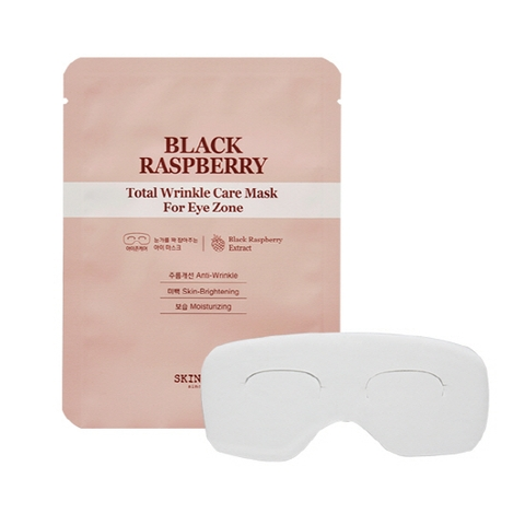 BLACK RASPBERRY TOTAL WRINKLE CARE MASK FOR EYE ZONE