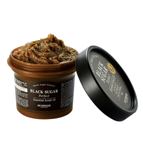 Mặt nạ rửa BLACK SUGAR PERFECT ESSENTIAL SCRUB 2X