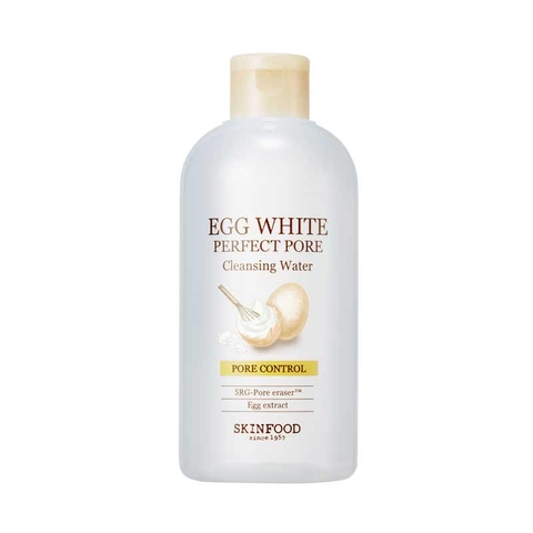 EGG WHITE PERFECT PORE CLEANSING WATER