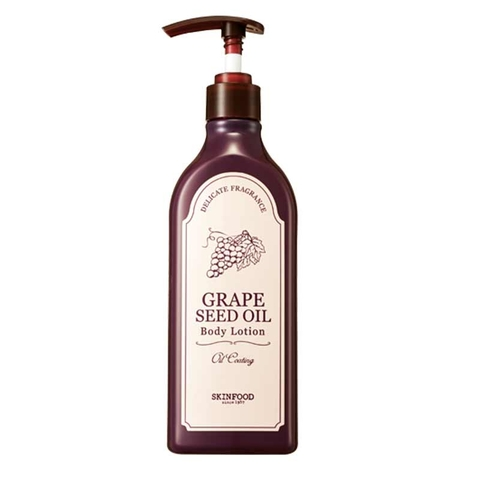 GRAPE SEED OIL BODY LOTION
