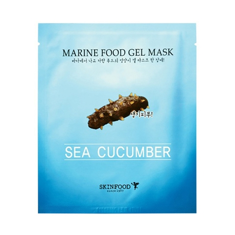 Mặt nạ dạng gel MARINE FOOD GEL MASK - SEA CUCUMBER