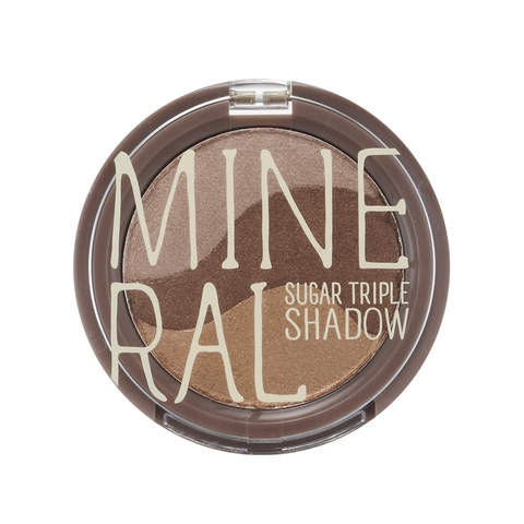 MÀU MẮT MINERAL SUGAR TRIPLE SHADOW NO.2