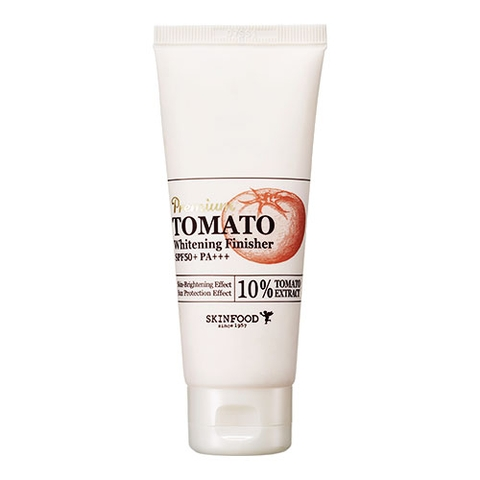 PREMIUM TOMATO WHITENING FINISHER SPF50+PA+++