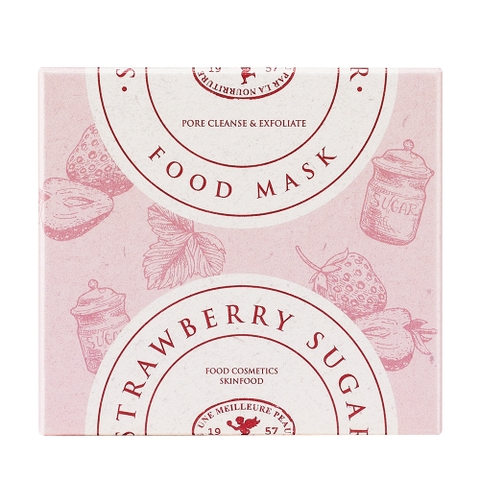 Mặt nạ rửa SKINFOOD STRAWBERRY SUGAR FOOD MASK