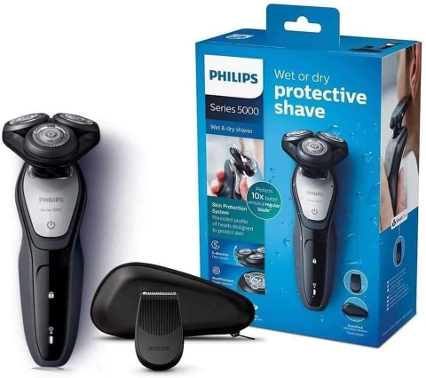 Máy cạo râu Philips S5290/12 Electric Wet and Dry Razor Series 5000