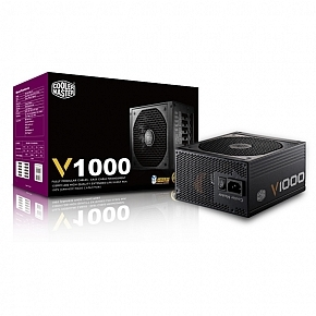 PSU NGUỒN ATX POWER COOLER MASTER V 1000