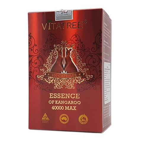 Vitatree Essence Of Kangaroo 40000MAX