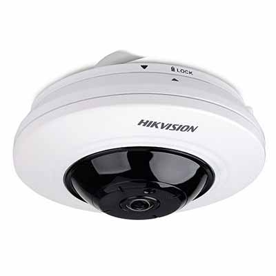 CAMERA HIKVISION TVI 5MP FISH EYE DS-2CC52H1T-FITS