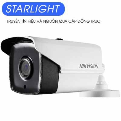 CAMERA HIKVISION TVI 2MP STARLIGHT DS-2CE16D8T-IT3E