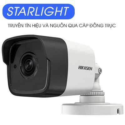 CAMERA HIKVISION TVI 2MP STARLIGHT DS-2CE16D8T-ITE
