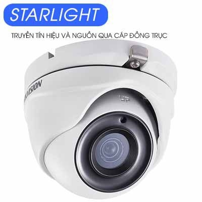 CAMERA HIKVISION TVI 2MP STARLIGHT DS-2CE56D8T-ITME