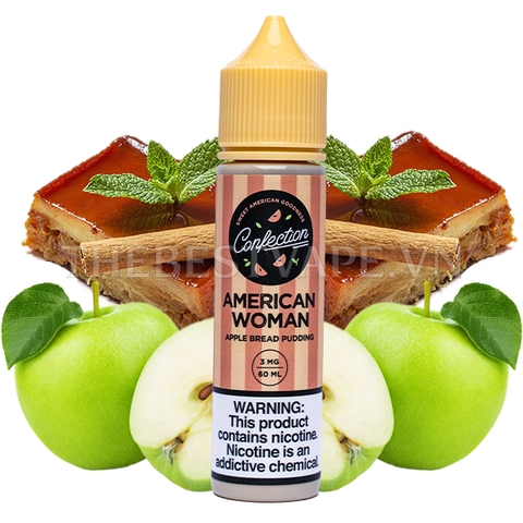 Yogi Creamy - FB Apple Bread Pudding 3mg 60ml