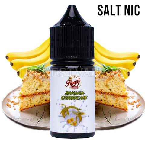 Royal - SN Banana Cheese cake 30 ml 35mg